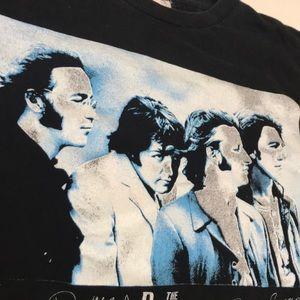 unbranded Shirts - Vintage Graphic Signature Beatles Shirt Men's